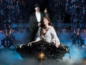 The Phantom of the Opera at Théâtre Mogador