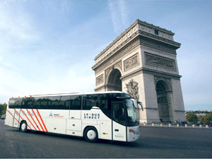 Bus to Paris